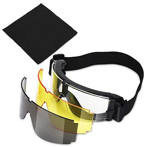Tactical Airsoft Goggles - Gafas Protectoras Ojos