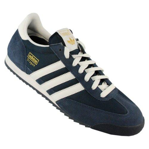 Adidas Originals Dragon, Baskets Basses Homme, Gris