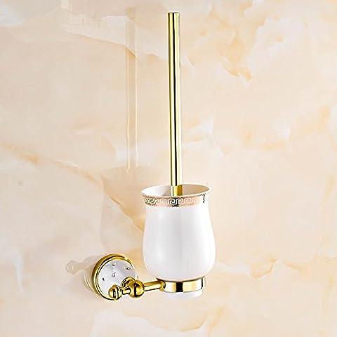 Rame piedistallo wc WC WC pulizia pennelli pennelli creativi continentale bagno scopino