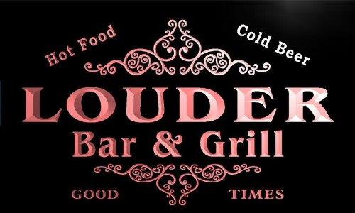 u27106-r-louder-family-name-bar-grill-home-beer-food-neon-sign-barlicht-neonlicht-lichtwerbung