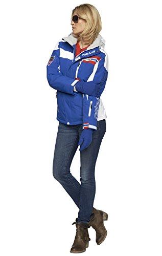 Nebulus Freestyle Veste De Ski Femme