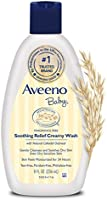 Aveeno Baby Soothing Relief Creamy Wash for Dry Skin (236ml)