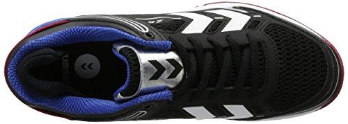 HummelOMNICOURT Z6 TROPHY - Scarpe Sportive Indoor Unisex – Adulto Nero (Black)