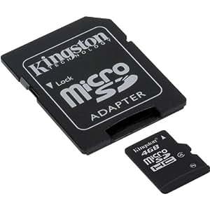 Carte mémoire pour caméscope Sony HDR-CX330 4GB Micro carte mémoire MicroSD