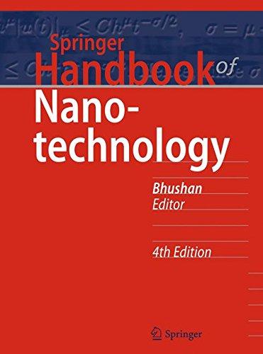 Springer Handbook of Nanotechnology (Springer Handbooks)