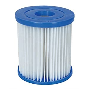 41b2%2BDNM2oL. SS300  - Bestway 58093 Filter Cartridge Twin Pack 3.1 x 3.5-inch