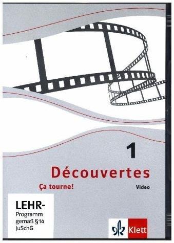 Découvertes Junior, Série jaune und Série bleue 1. Ça tourne! DVD-ROM: DVD-ROM. Filmsequenzen abgestimmt auf Band 1 des Schülerbuches von Découvertes Junior, Série jaune und Série bleue (Lander-tv-serie)