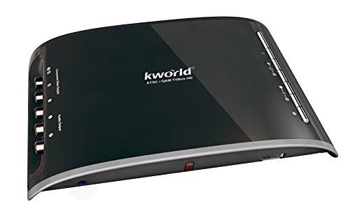 KWORLD HDMI DVI VGA QAM/ATSC externer Digital TV-Tuner Box HDTV