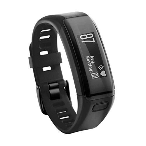 braccialetto in silicone morbido cinturino di ricambio per cinturino garmin vivosmart hr tracker fitness astuto per orologio