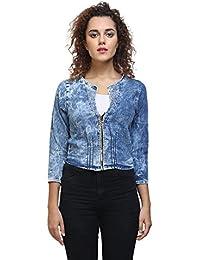 DIMPY GARMENTS Women's Denim Jacket