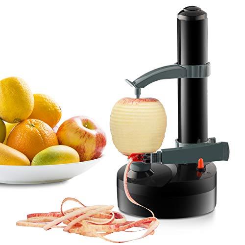 JAIN YA NA Pelador eléctrico de fruta y verdura para fruta y verdura acero...