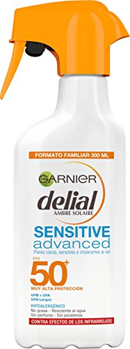 Garnier Spray Solar Delial Sensitive Advance FPS50+ - 300 ml