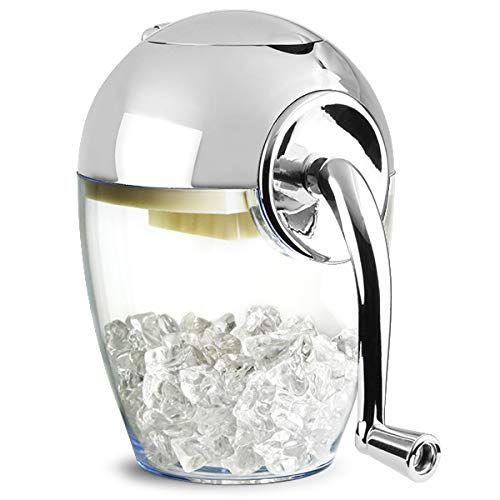 Ice Crusher Verchromt durch bar@drinkstuff - Manuelle Eis Crusher Maschine, Eiszerkleinerer