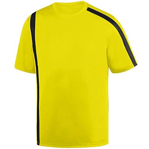 Augusta Herren T-Shirt POWER YELLOW/BLACK