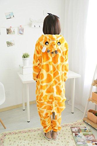 Unisex Adult Kigurumi Pyjamas Animaux Onesie Girafe L