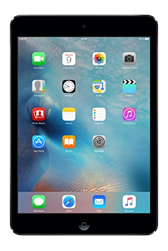 Apple iPad Mini 2 16Go Wi-Fi - Gris Sidereal (Reconditionné)