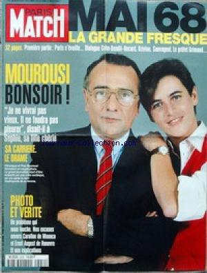 AFFICHE DE PRESSE [No 2552] du 23/04/1998 - MAI 68...