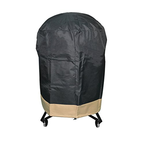 only fire Kamado Grill Cover Fits for Large Big Green Egg,Kamado Joe Classic and Stand-Alone,Large Grill Dome,Pit Boss K22,Louisiana K22,Coyote the Asado Cooker and other,30