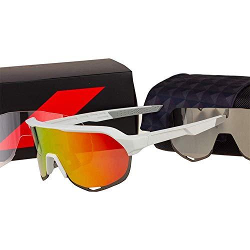 GFF 3 Objektiv New S2 Radsportbrille Brillen Sport Sonnenbrille Fahrradbrille Bike Sportbrille