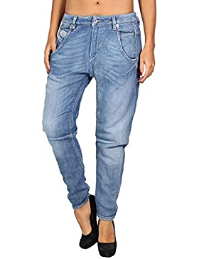 Diesel - Jeans/Vaquero para Mujer FAYZA-NE 800H - Jogg Jeans - Relaxed Boyfriend