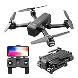 SIAMNUI Drone avec caméra, Quadricoptère WiFi FPV avec caméra Grand Angle 2MP...