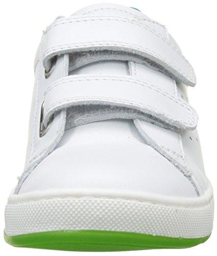 Naturino - Naturino 4426 Vl, Basse Unisex – Bambini Bianco (Bianco)