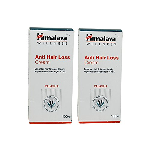 Himalaya Herbals Anti Hair Loss Cream 100ml Pack of 2  available at amazon for Rs.655