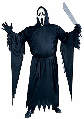 Kostüm Lizenz Scream Größe XXL (Ghostface Kostüm)