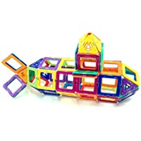 42Pcs Juguetes Educativos para Niños Juguetes Magnéticos Palos