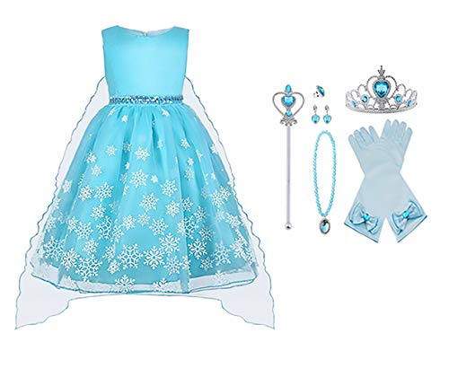 Frozen Kleid Für Baby - Vicloon Kinderkleider Mädchen Tutu Sommer Eiskönigin