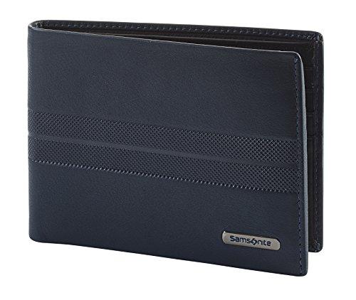 SAMSONITE Spectrolite SLG - Billfold for 8 Creditcards, 2 Compartments Kreditkartenhülle, 0 Liter, Night Blue/Black