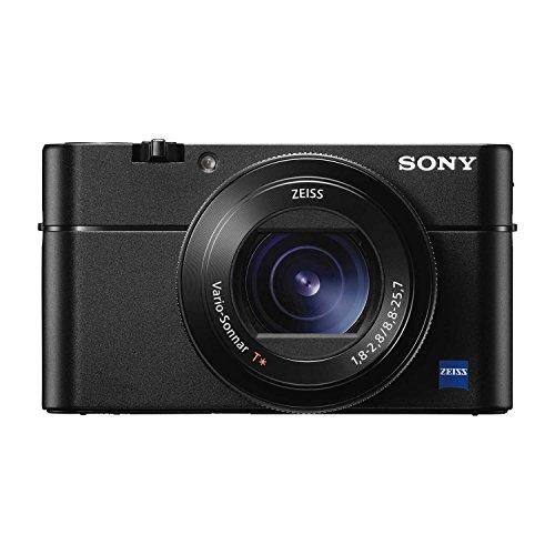 Sony Dsc-rx100m5 Advanced Digital Compact Premium Camera (black) With Free Camera Bag