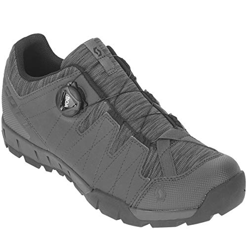 Scott Sport Trail Boa MTB Trekking Fahrrad Schuhe grau/schwarz 2019: Größe: 44