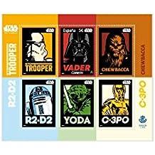 Sello Star Wars 40º Aniversario 5?
