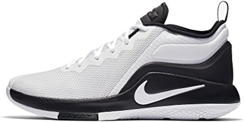 Nike Herren Lebron Witness II weissszlig Textil/Synthetik Basketballschuhe 47