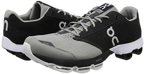 On Running Cloudster Black White Black/White