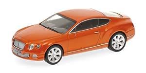 Bentley Continental GT - Minichamps 1/43eme