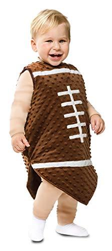 Disfraz de Balon de Rugby Bebe - Bebé, de 1 a 2 años