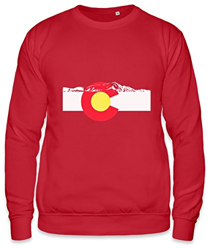 Rocky Mountains Unisex Sweatshirt XX-Large -