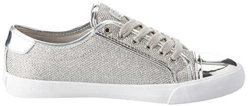 Guess Footwear Active Lady, Sneaker Donna Argento