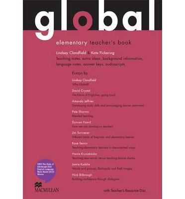 Global Elementary: Teacher's Book with Test CD (Mixed media product) - Common