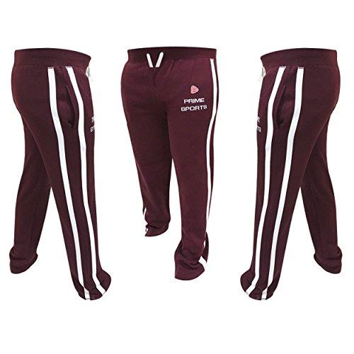 Prime Pantalon de jogging en molleton - Burgandy