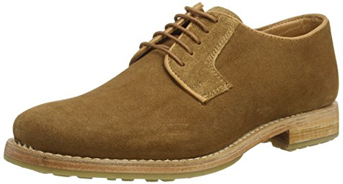 Chatham Marine  Windsor, Derby à lacets homme Marron - Brown (Taupe)