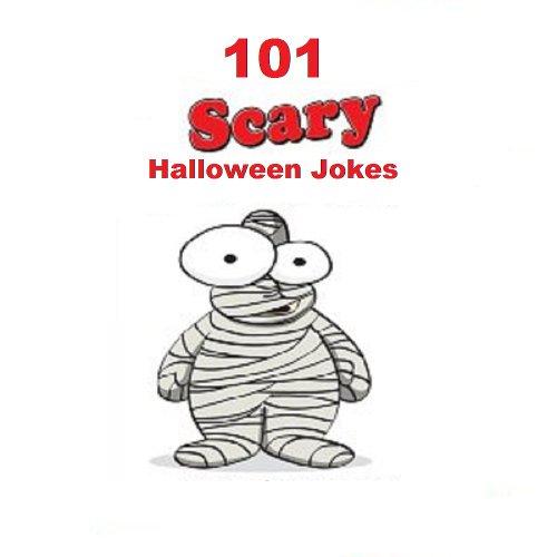 101 Halloween jokes (English Edition)