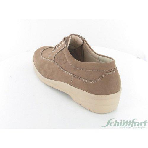 Semler MEIKE M5505040027 femmes Chaussures à lacets Beige
