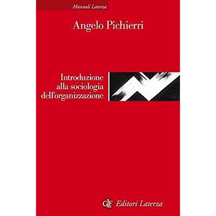 Sociologia Dell'organizzazione