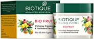 Biotique Bio Fruit Whitening And Depigmentation & Tan Removal Face Pack,