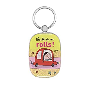 Porte-clés, Derrière La Porte (Rolls)