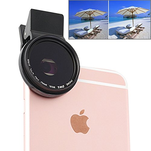 SJSXTLLL Polarizer 37mm 2.0X CPL Filter Mobile Phone Lens Polariscope for iPhone 7 Plus 5s for Samsung S3 Note3 S4 Camera Lens