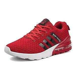 MUOU Schuhe Herren Tennisschuhe Sneaker Für Männer Turnschuhe Freizeitschuhe
